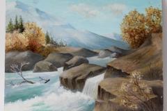 Frieda Landscape 2008