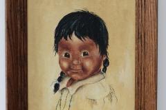 Frieda Portrait 1971