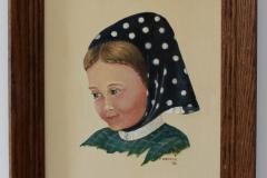 Frieda Portrait 1988