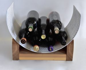 Catherine Wine Holder Image