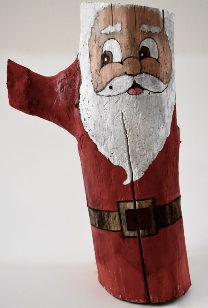Holiday Log Image