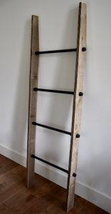 James Blanket Ladder Image